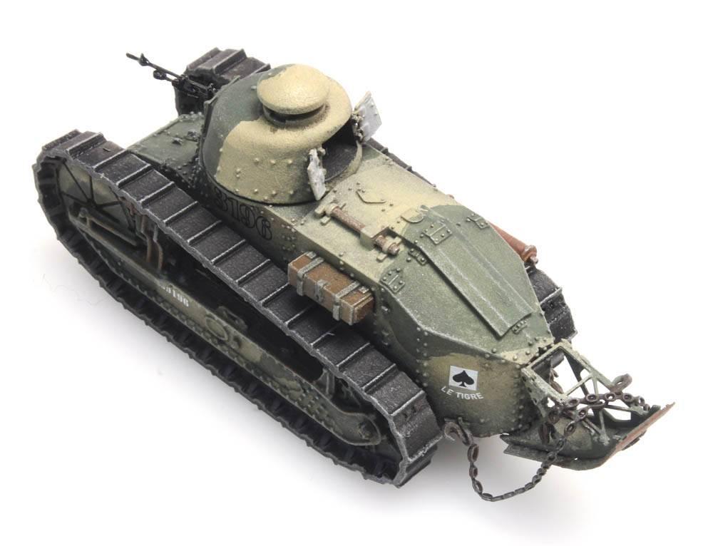 "Neu 1940 Artitec 6870223-1//87 H0 WWII Renault FT /""Denise/"""