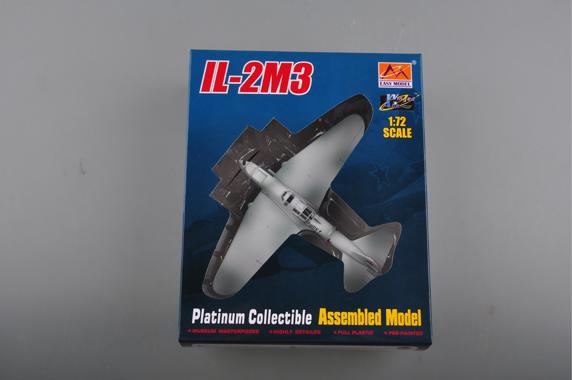 Neu Easy Model 36414-1//72 Soviet II-2 Red 8 1942