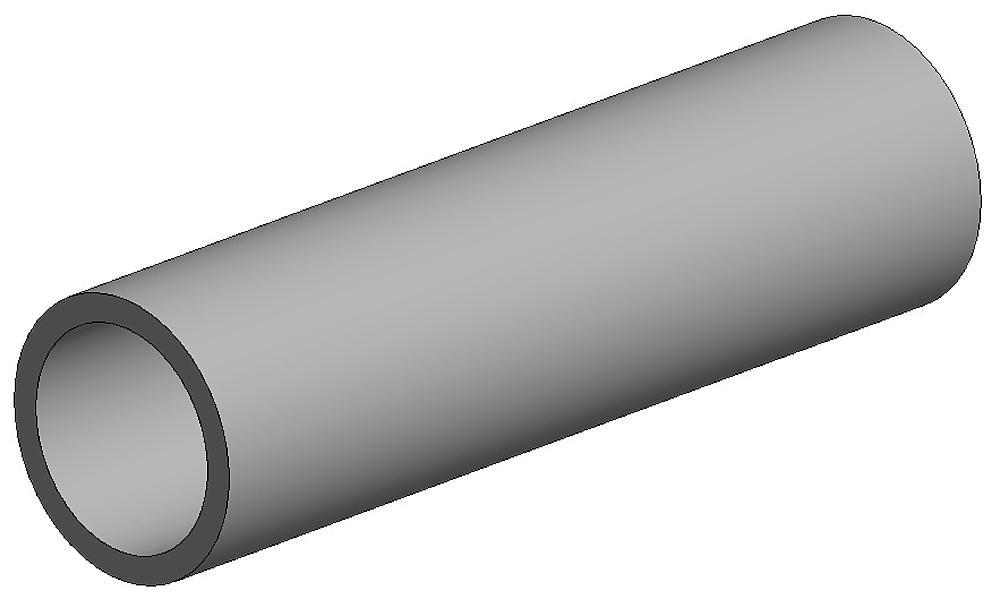 3,20 x 350 mm Evergreen 274 I-Profil 4 Stück