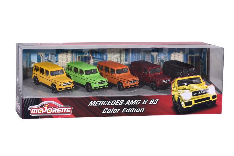 Majorette Mercedes-AMG g63 #053052-04